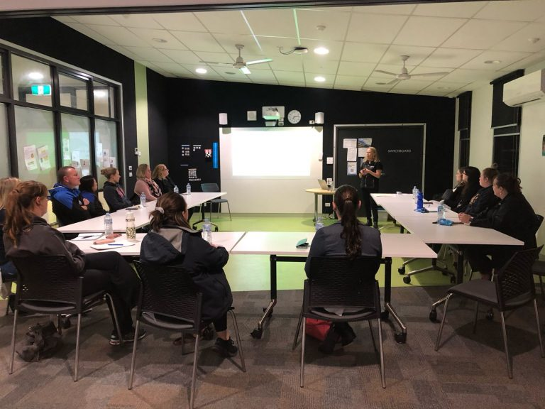 Sports Development workshops in partnership with Cardinia Shire Council